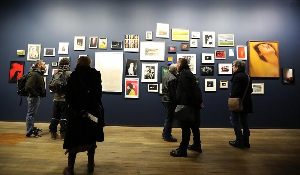 Hôtel Fontfreyde exposition                                       Julien Mignot «Le photographe et                                       son double»