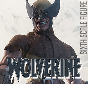 SIDESHOW WOLVERINE SIXTH SCALE