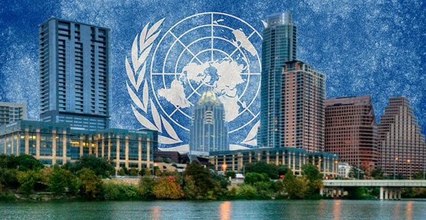 Time to Get the Hell Out of the UN: The Takeover Has Begun! Prepare for the Unthinkable!
