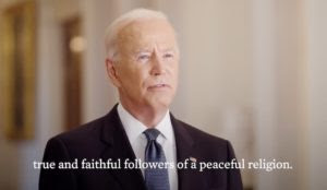 On 9/11 Anniversary, Biden Repeats False Claim That Islam Is a 'Peaceful Religion'