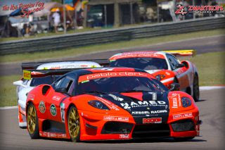Liqui Moly Challenge will see seven Ferraris on the circuit