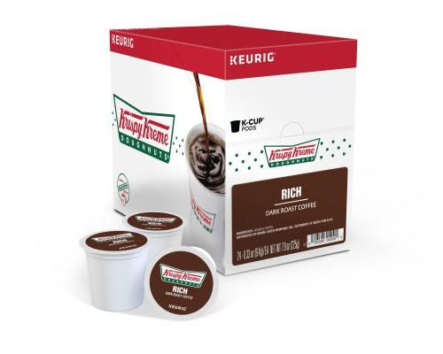 Krispy Kreme Rich Keurig® K-Cup® coffee pods