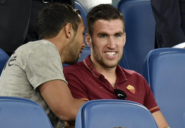Roma warn Man Utd: Strootman not for sale