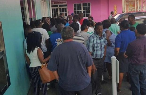 RBC Caribbean bank fees