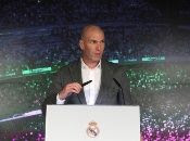 Zidane fue entrenador del Real Madrid entre 2016-2018.