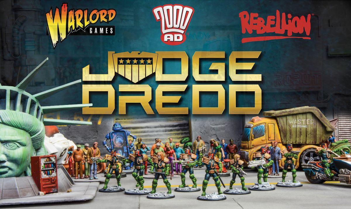 Judge Dredd 2000AD