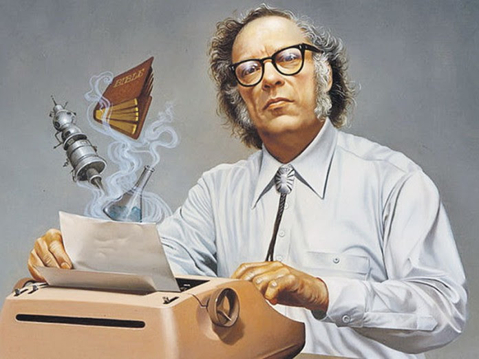 a biography of isaac asimov a businessman Apple is developing an adaptation of isaac asimov's acclaimed science he wrote in his biography, i, asimov to get zte 'back into business.