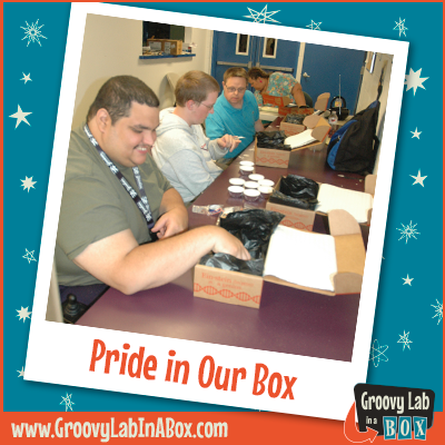 Groovy Lab In a Box: Pride in.