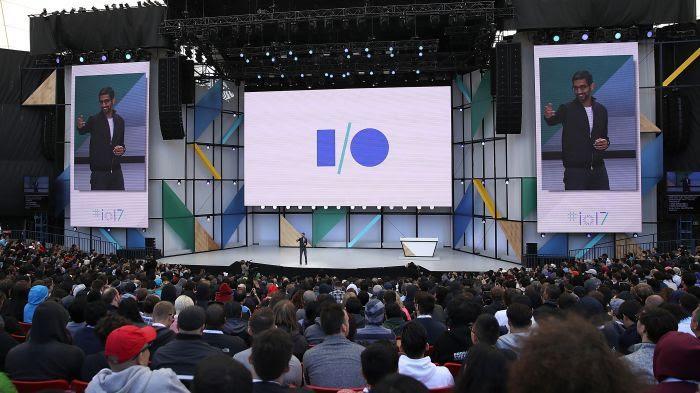 Google keynote mai 2017