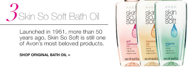 Skin So Soft Original Bath Oil