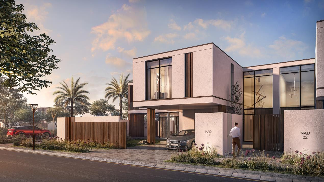 Townhouse Type TH3 Square-F