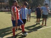 El deportista Diego Cerega jugó sus últimos tres años de carrera en la Fundación Paradeportes- Cañuelas FC.