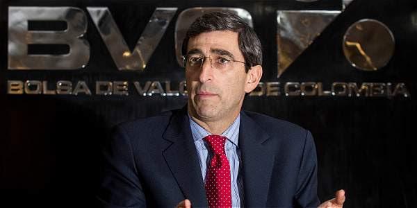 Colombia tiene una tarea pendiente para mejorar las condiciones de inversión': Juan Pablo Córdoba, presidente de la BVC.