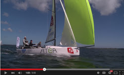 J/70s live sailing videos