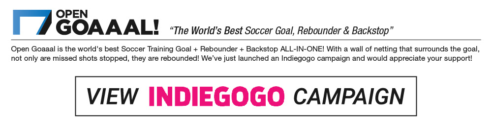 Open Goaaal Indiegogo Campaign