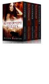 The Blood Destiny Series by Helen Harper