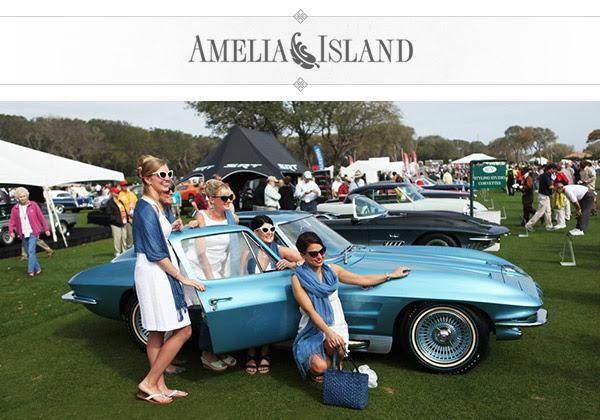 Amelia Island Concours Week