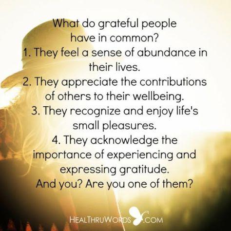 Agnes and Levi Gratitude