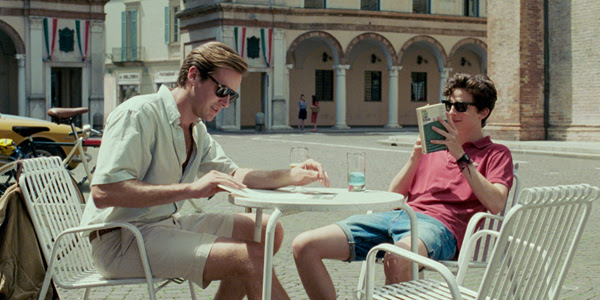 Call Me By Your Name © Park Circus