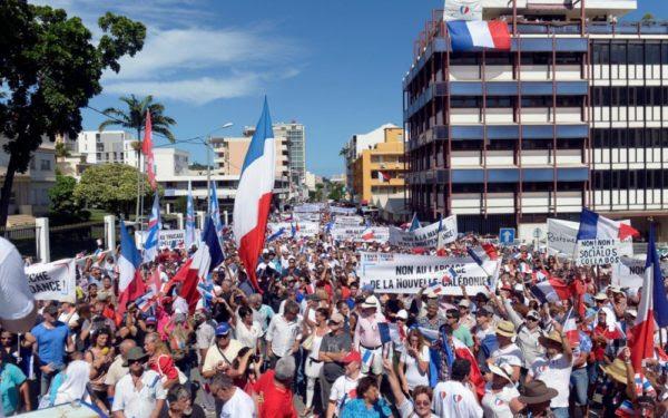 NC J-4 : Edouard Philippe vient pour cajoler les indépendantistes