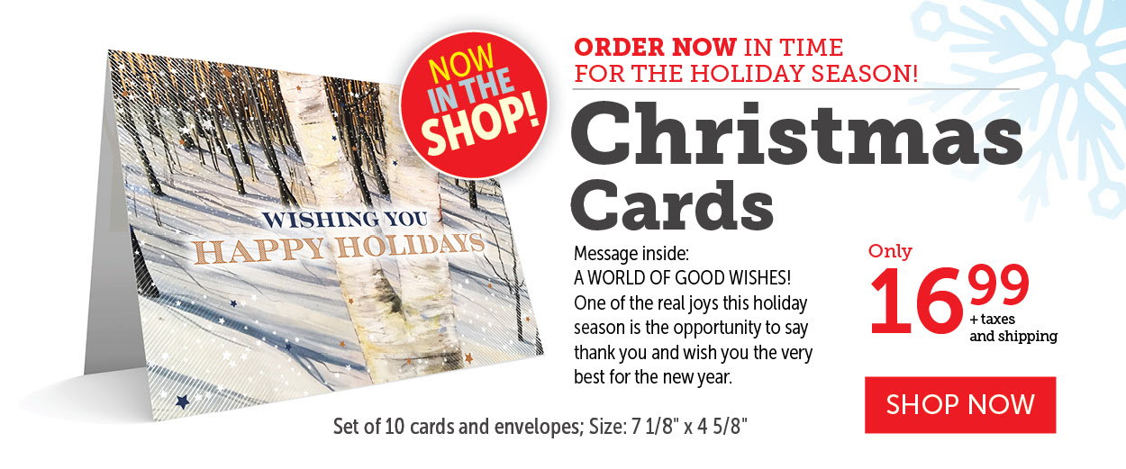 Christmas Cards for the Holiday Season!