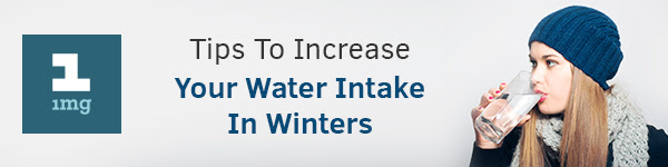 Tips that can increase your water intake