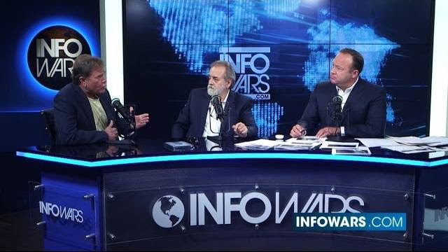 Powerful Video: Steve Quayle on InfoWars
