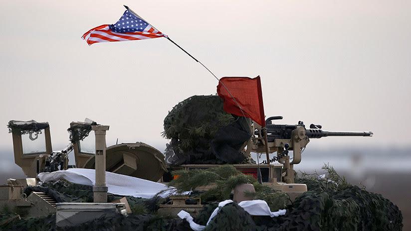 """""""El imperio se está derrumbando"""": Cómo el gasto militar """"está llevando a la bancarrota"""" a EE.UU."""