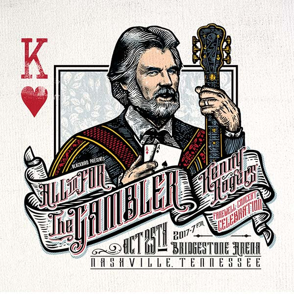 Kenny Rogers: All In For The Gambler