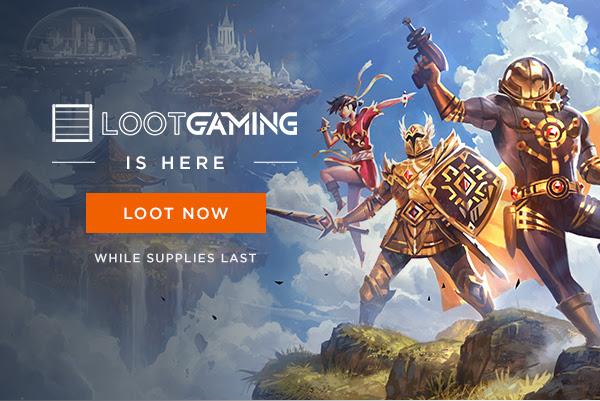Announcing Loot Gaming