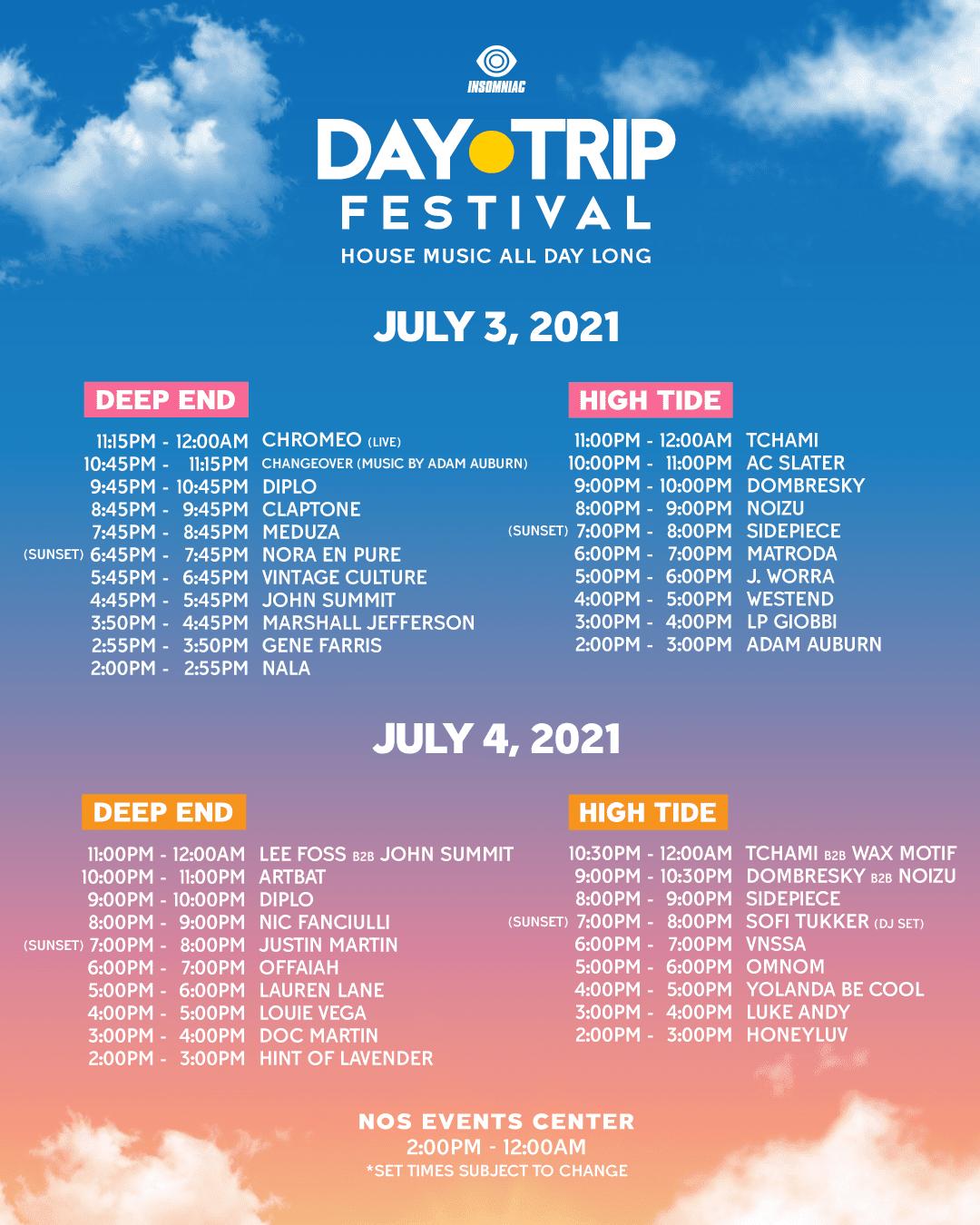 Day Trip Festival