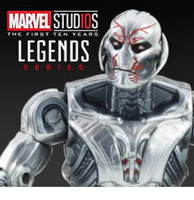 MARVEL STUDIOS: THE FIRST TEN YEARS MARVEL LEGENDS FIGURES