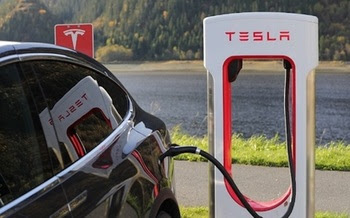 As electric vehicles increase their range, more charging stations will be needed to meet the demand. (pxhere)