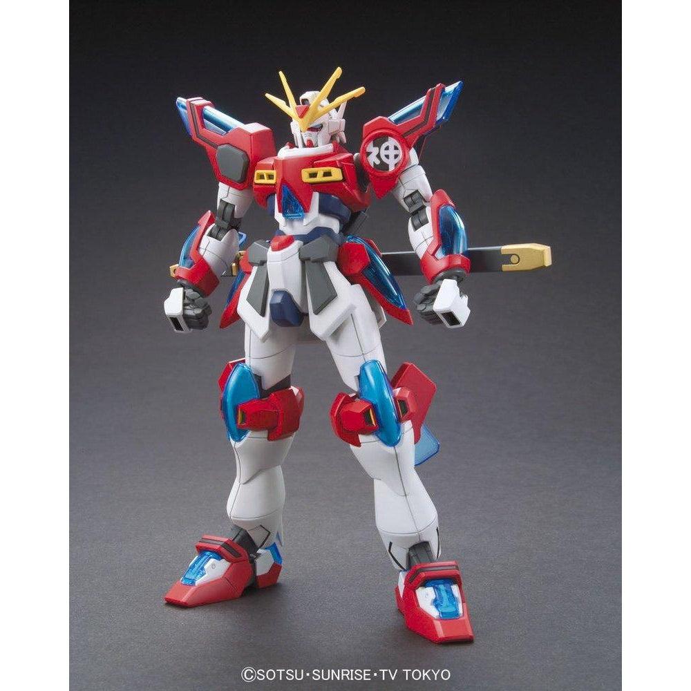 Image of Kamiki Burning Gundam Team Try Fighters