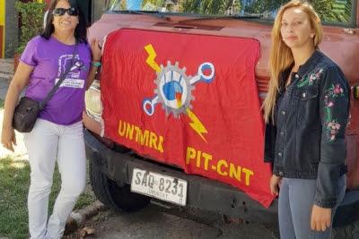 """Fernanda Ceballos (UNTMRA): """"El 8 de marzo marchamos con toda la clase obrera"""""""