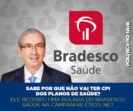 CPI planos saíde Eduardo Cunha