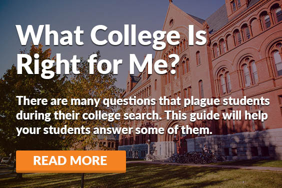 What College Is Right for Me?