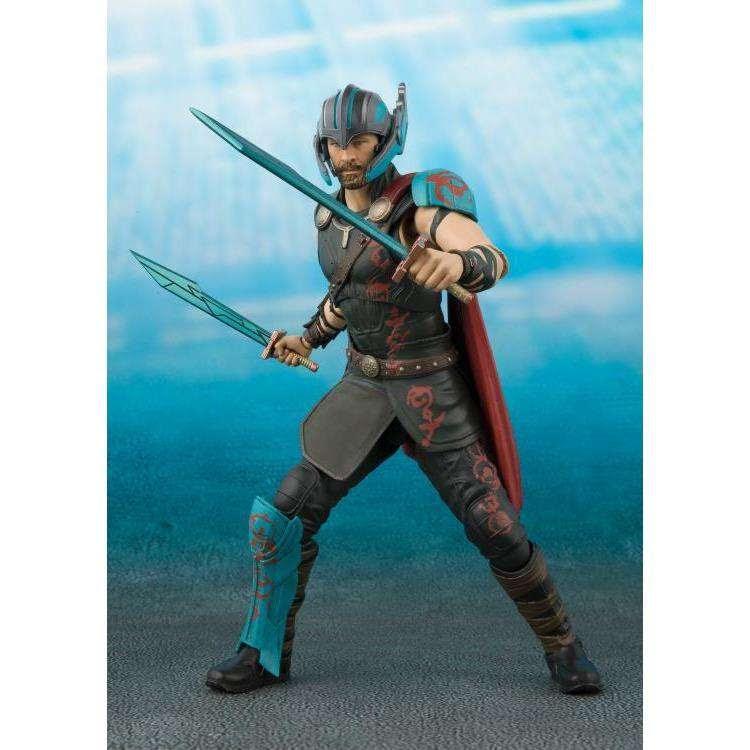 Image of Marvel Thor: Ragnarok S.H. Figuarts - Thor & Tamashii Effect Thunderbolt Set