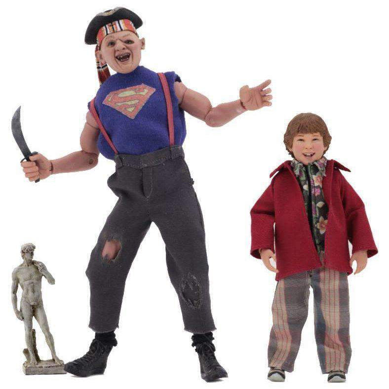 "Image of Goonies - 8"" Clothed Action Figures - Sloth & Chunk 2 Pack"