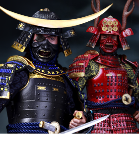 JAPAN'S WARRING STATES SERIES OF EMPIRE FIGURES