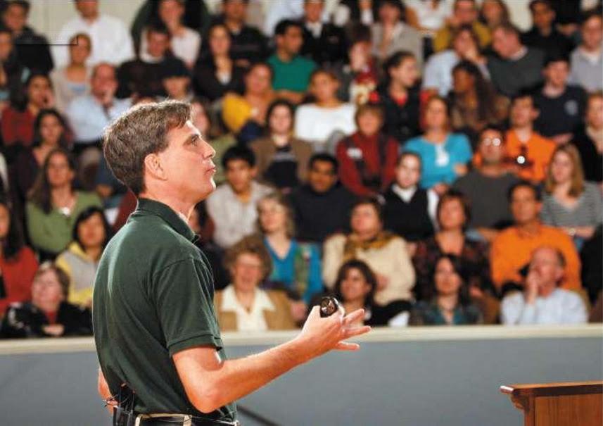 Bài giảng cuối cùng của Giáo sư Randy Pausch: Câu chuyện về người thầy vĩ đại lay động hàng triệu người trên thế giới - Ảnh 4.