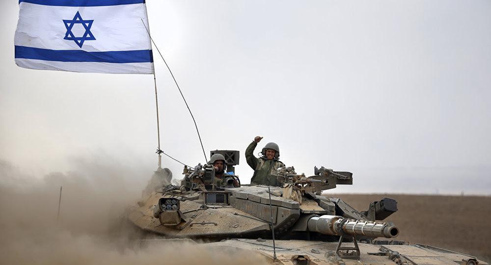 Israel pone en marcha las mayores maniobras militares en casi dos décadas