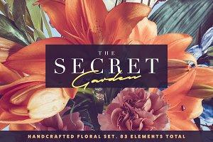 The Secret Garden • Floral Pack