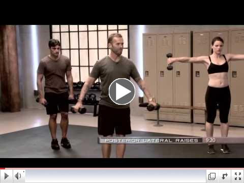 Bob Harper: Strength Beginner Workout