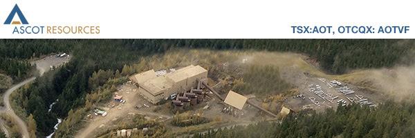 Ascot Resources Premier Mill