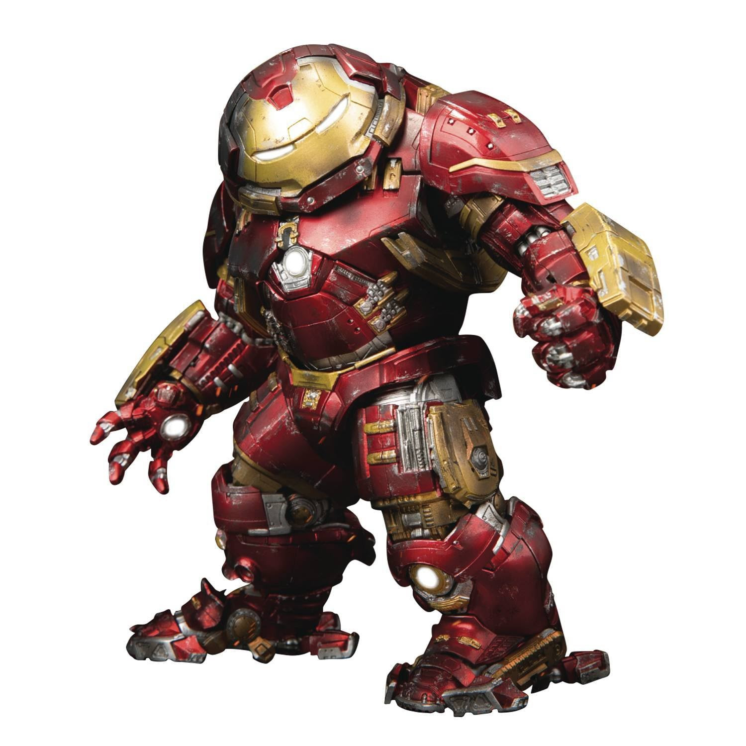 Image of Avengers: Age of Ultron Egg Attack Action EAA-100 Hulkbuster PX Previews Exclusive - AUGUST 2020