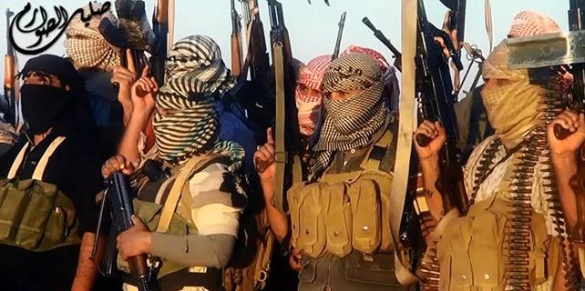 Captura de un vídeo de propaganda de los yihadistas del Estado Islámico de Irak y el Levante.
