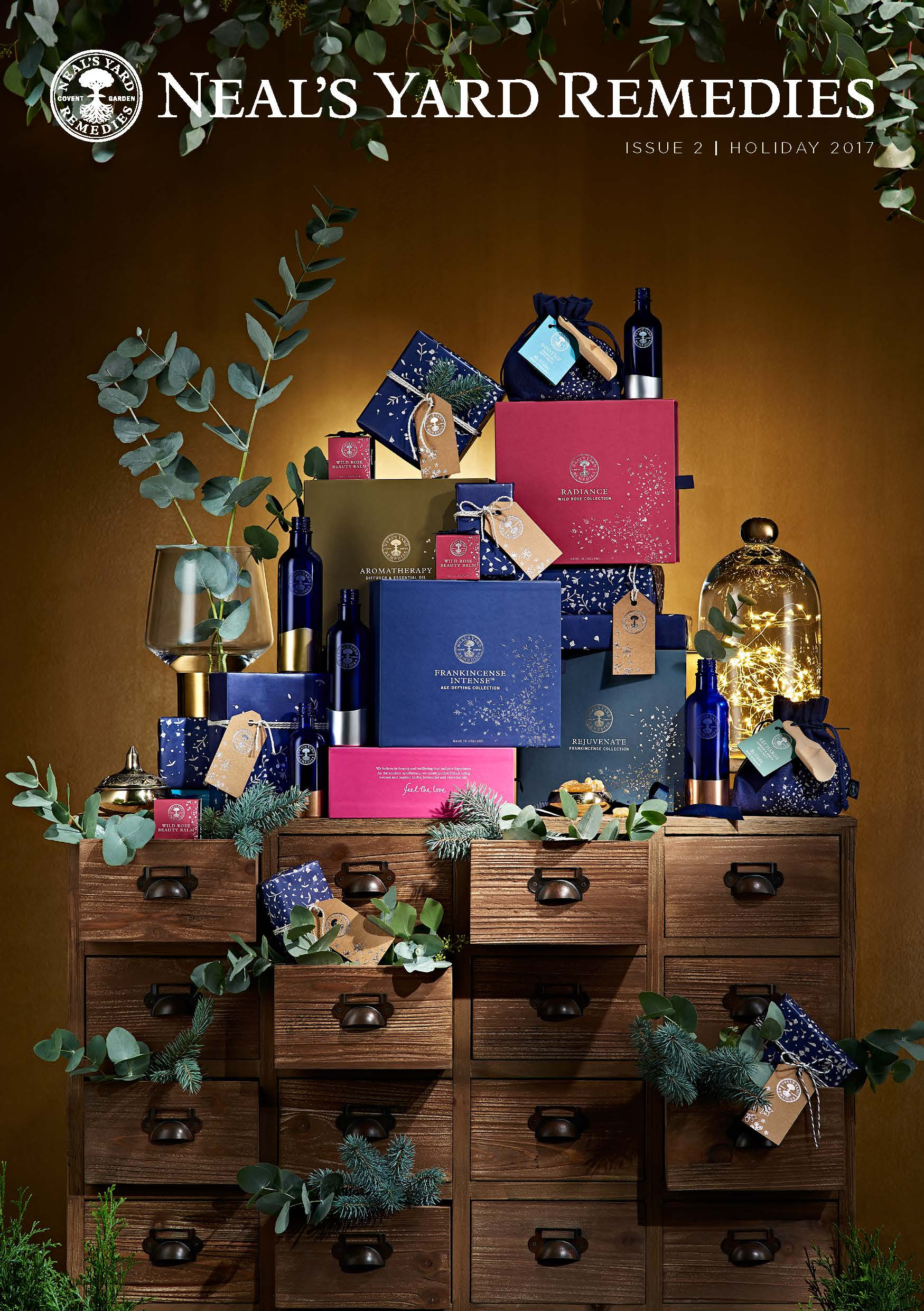 NYR Organic Neal's Yard Remedies