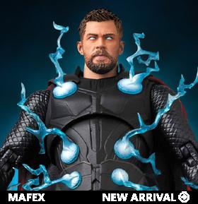Avengers: Infinity War MAFEX No.104 Thor