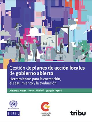 Gestión de planes de acción locales de gobierno abierto